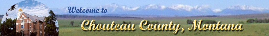 Chouteau County Header Graphic